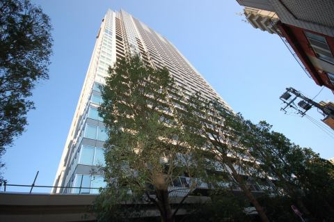 THE ROPPONGI TOKYO SUPERIOR RESIDENCEの外観写真 THE ROPPONGI TOKYO SUPERIOR RESIDENCE 港区六本木3丁目7-1 六本木駅 1K