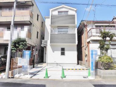 Appearance photograph of Tenpakucho, Minami-ku HARMONY TOWN 3-9-82, Tenpakucho, Minami-ku, Nagoya-shi 4LDK Tenpakucho, Minami-ku HARMONY TOWN