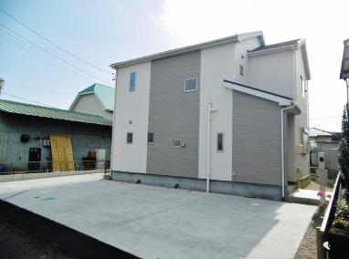 Appearance photograph of Kigahongochonishi, Konan-shi Building No. 1 171-2, Kigahongochonishi, Kounan-shi 4LDK Kigahongochonishi, Konan-shi Building No. 1