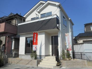 Appearance photograph of Hayashijimacho, Kasugai-shi two sittings Building No. 1 4-8-25, Hayashijimacho, Kasugai-shi 4LDK Hayashijimacho, Kasugai-shi two sittings Building No. 1