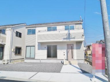 Appearance photograph of Nakajimacho, Okazaki-shi ninth Building No. 3 Nakajimacho, Okazaki-shi character well dragon 35-1 4LDK Nakajimacho, Okazaki-shi ninth Building No. 3