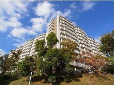 Appearance photograph of 102 one one west second housing complex 102 1, Kamenoi, Meitou-ku, Nagoya-shi 2LDK west second housing complexes