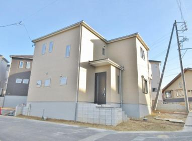 Appearance photograph of Rokkanyama, Taketoyo-cho Building No. 2 1-91-34, Rokkanyama, Taketoyo-cho, Chita-gun 4LDK Rokkanyama, Taketoyo-cho Building No. 2