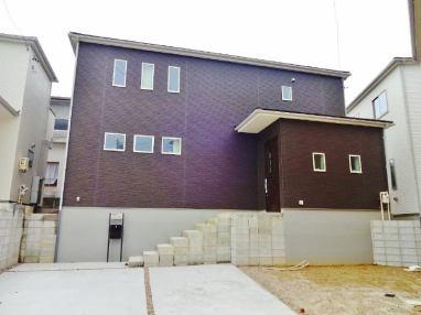 Appearance photograph of Rokkanyama, Taketoyo-cho Building No. 3 1-91-34, Rokkanyama, Taketoyo-cho, Chita-gun 4LDK Rokkanyama, Taketoyo-cho Building No. 3