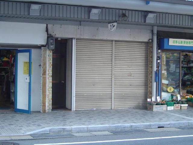 千代田町森垣様店舗(東側) 豊岡市千代田町 5.5万円