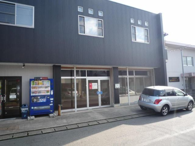 加広町坂本様1F南側貸店舗 豊岡市加広町 7.7万円