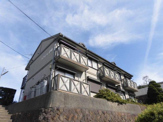 ラフォーレイハラI 豊岡市正法寺215 2K 4万円