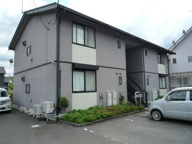 サン・フォレストII 豊岡市下陰635-2 2LDK 5.9万円