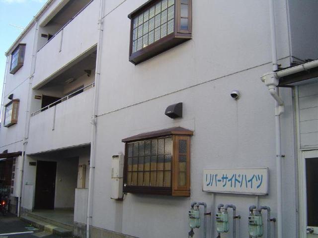 リバーサイドハイツ 豊岡市立野町8-3 1LDK 3.9万円