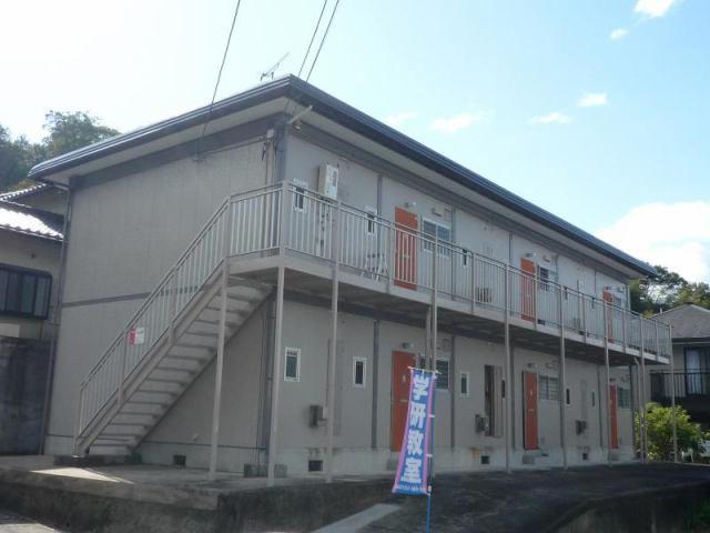 シルバーハイツ 豊岡市戸牧344-9 2K 3.6万円