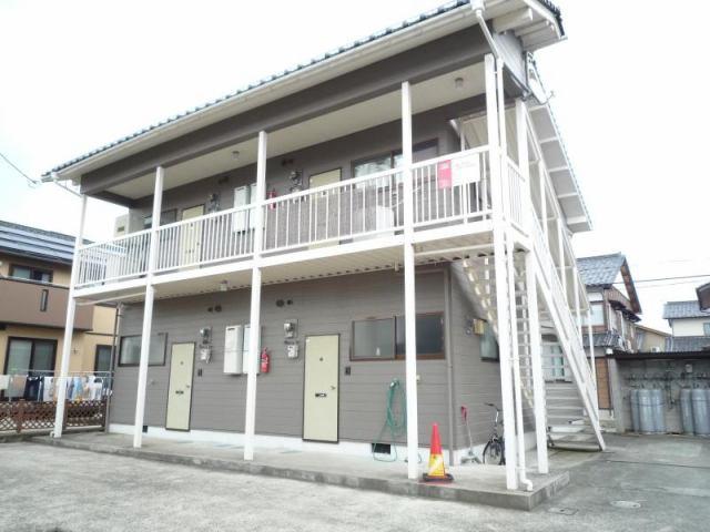 ハイツ西若子II 豊岡市今森509-6 1DK 4.3万円