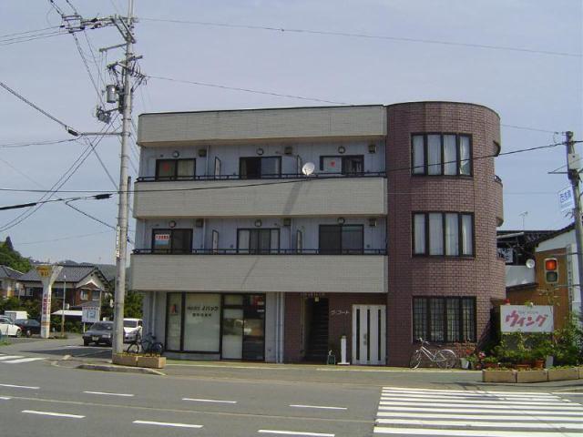 ラ・コート 豊岡市下陰20-2 2DK 5万円