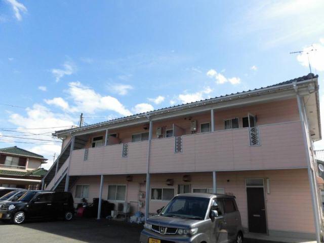 石田アパート 豊岡市妙楽寺505-1 2LDK 5.6万円