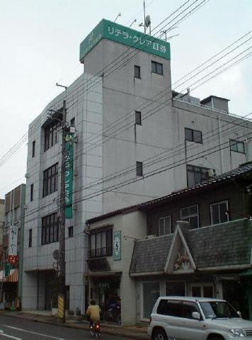 リテラ・クレア証券ビル3F 豊岡市元町 60.5万円