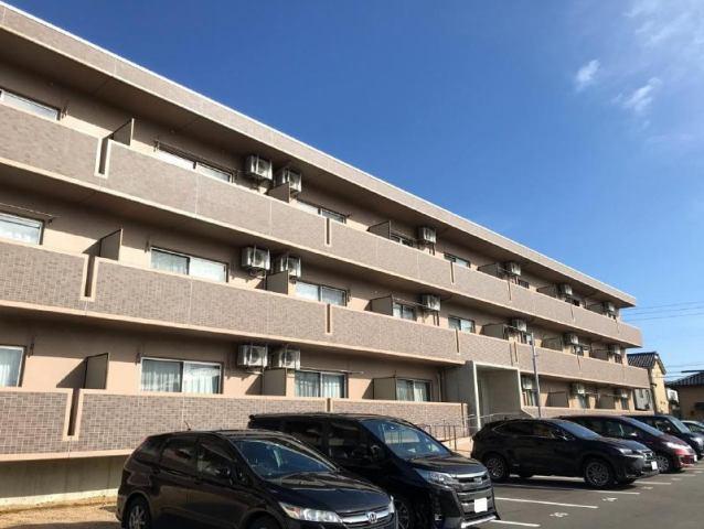 サンバレーV 豊岡市桜町5-25 1LDK 6.7万円