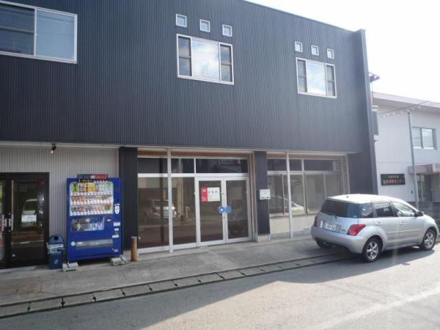 加広町坂本様1F南側貸店舗 豊岡市加広町 9.9万円