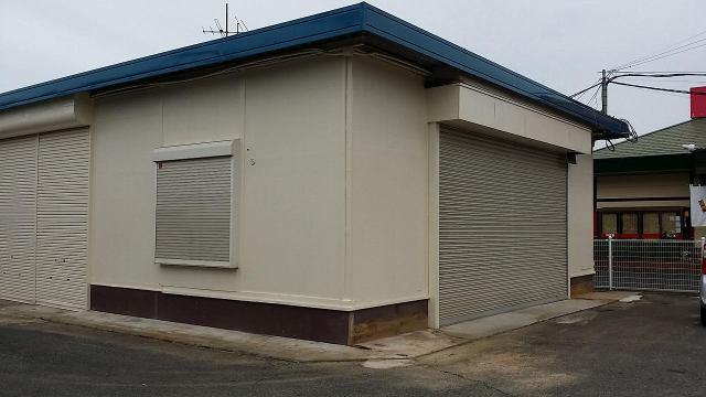 株式会社かとうホーム 外観写真 上田倉庫の外観写真