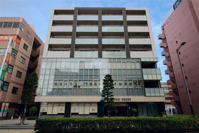 株式会社かとうホーム 外観写真 フォレストヒルズ八木駅前の外観写真