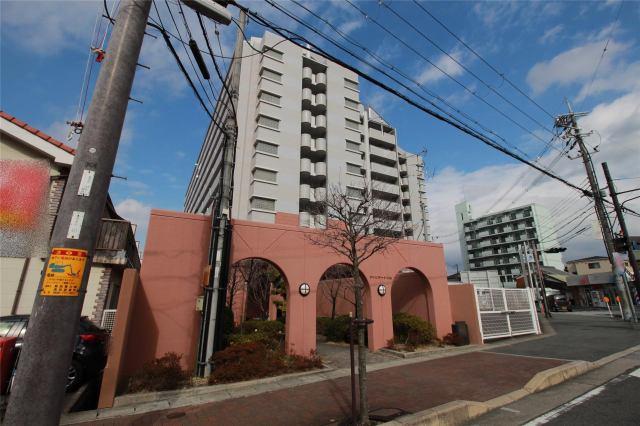 株式会社かとうホーム 外観写真 朝日プラザアトリアーナ八木の外観写真