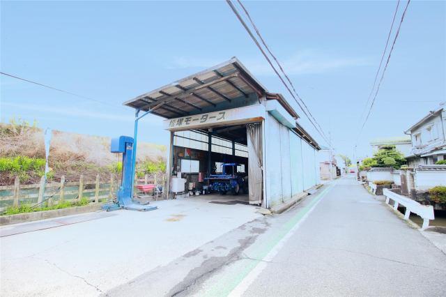 株式会社かとうホーム 外観写真 松塚貸工場の外観写真