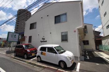 Gojo apartment 外観