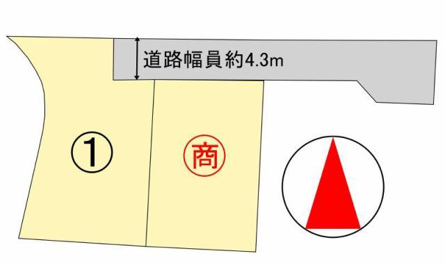 コンフォート下上武井第2期後半 2号地 周南市大字下上 804万円