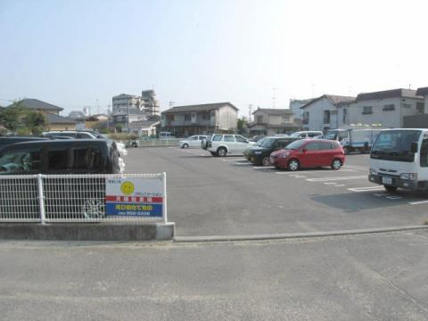 parking place0024の外観写真 parking place0024 松山市枝松1丁目506 0.4万円 敷金礼金無し