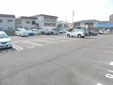 parking place0024のその他画像 parking place0024 松山市枝松1丁目506 0.4万円 敷金礼金無し