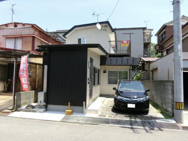 有限会社グローバル住宅 外観写真 高知市宇津野 リノベーション物件 中古戸建の外観写真