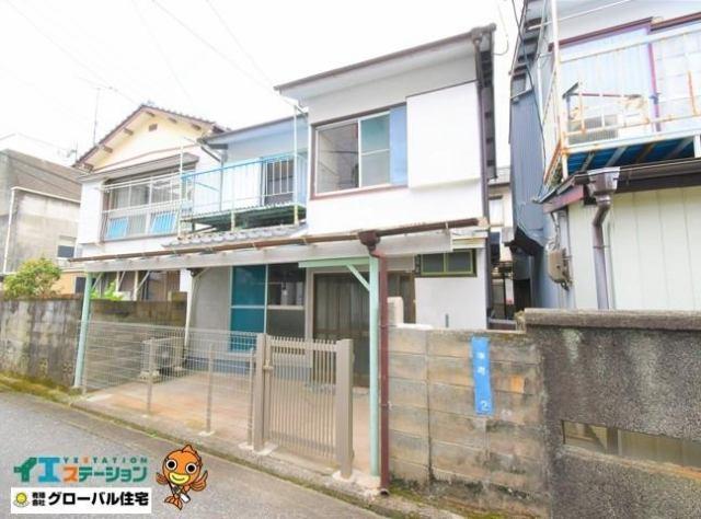 有限会社グローバル住宅 外観写真 高知市幸町 駅まで徒歩圏内 中古戸建の外観写真