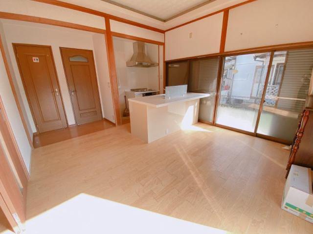 有限会社グローバル住宅 内観写真 高知市針木北 野鳥さえずる閑静な平屋 2LDKの内観写真