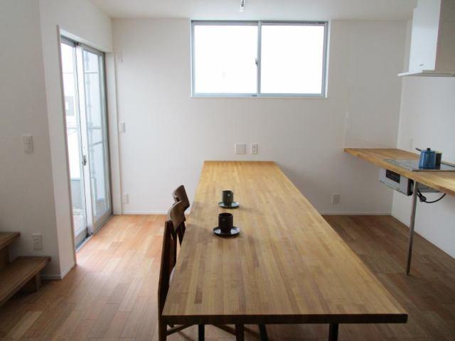 有限会社グローバル住宅 内観写真 高知市佐々木町 新築  ウッドデッキのある家の内観写真