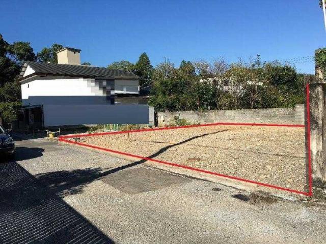 有限会社グローバル住宅 外観写真 高知市天神町 広い間口 売土地の外観写真