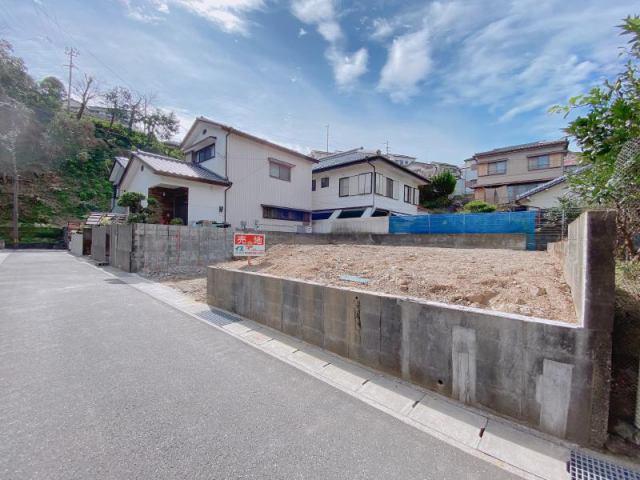 有限会社グローバル住宅 外観写真 高知市福井町 閑静な環境の41坪売土地の外観写真