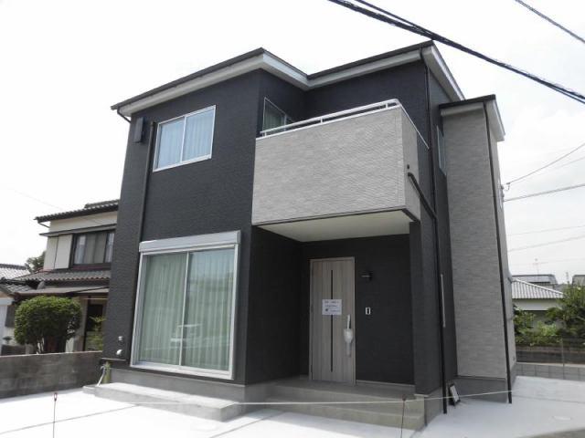 有限会社グローバル住宅 外観写真 高気密高断熱住宅 4SLDK