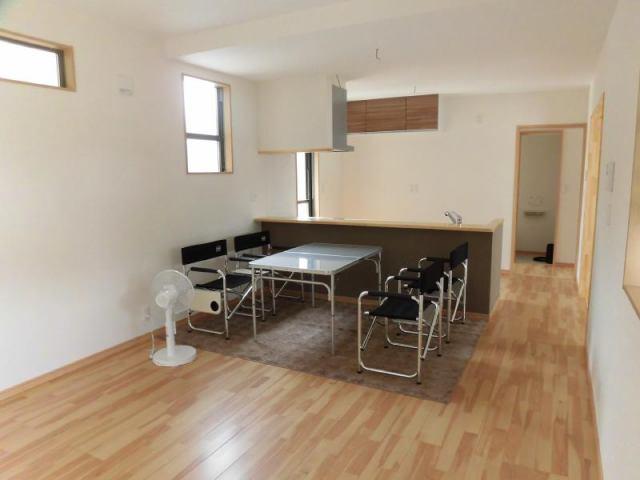 有限会社グローバル住宅 内観写真 北西角地 5LDKの新築住宅