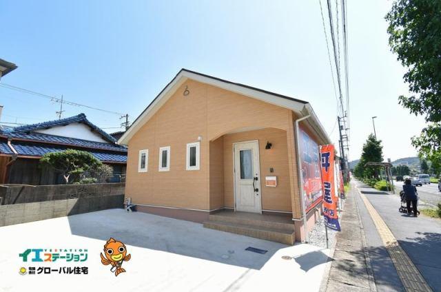 有限会社グローバル住宅 外観写真 高知市東城山町 新築一戸建て 3LDKの外観写真