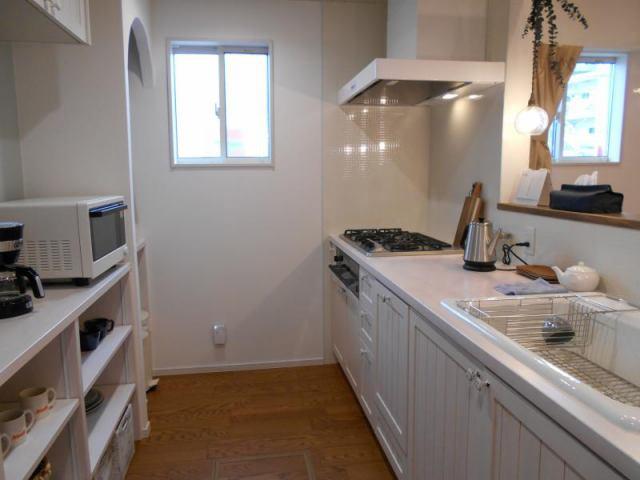 有限会社グローバル住宅 内観写真 キッチン