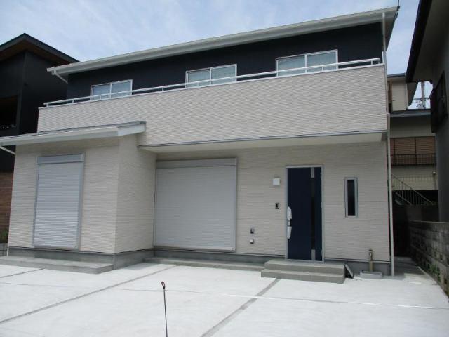 有限会社グローバル住宅 外観写真 高知市百石町新築住宅の外観写真