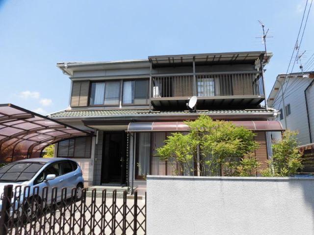 有限会社グローバル住宅 外観写真 2世帯向け住宅 南向き
