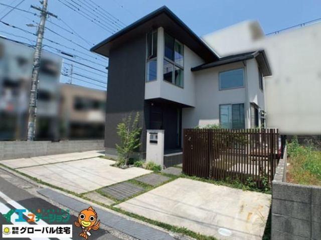有限会社グローバル住宅 外観写真 高知市八反町 築浅・角地 中古戸建 HM製の外観写真