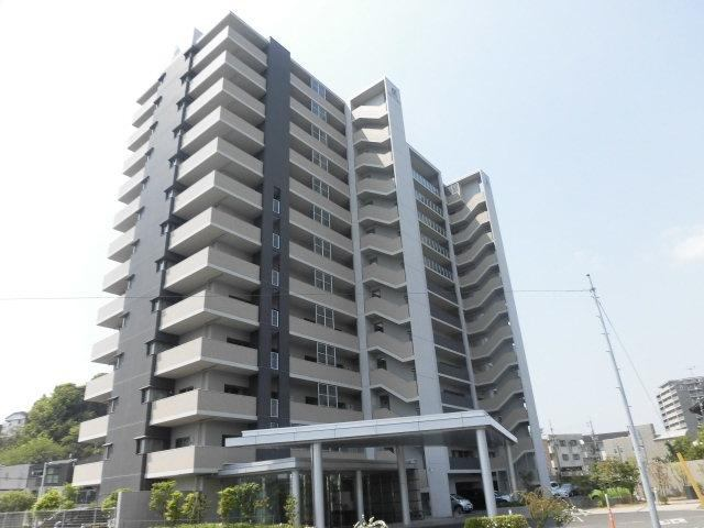 有限会社グローバル住宅 外観写真 アルファステイツ愛宕山 10階南向き角部屋の外観写真