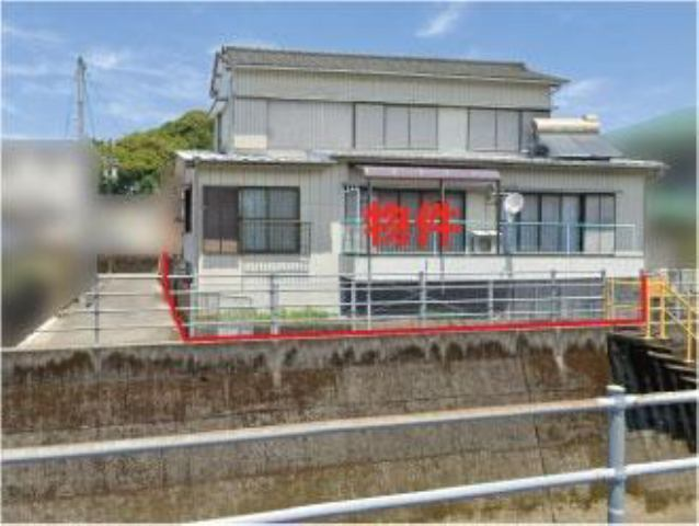 有限会社グローバル住宅 外観写真 高知市針木本町 角地 売り土地の外観写真