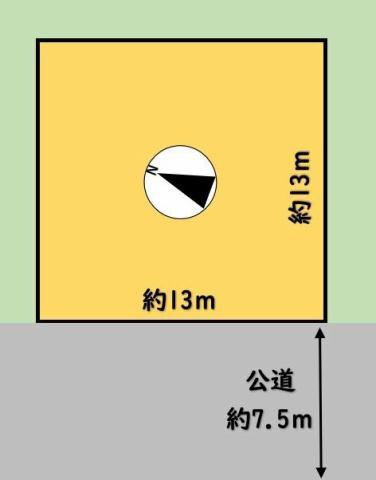 有限会社グローバル住宅 区画図 土地区画図