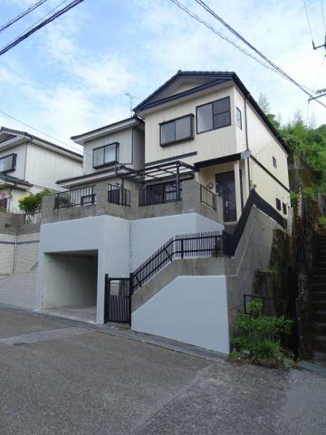 有限会社グローバル住宅 外観写真 高知市神田 高台 中古売戸建の外観写真