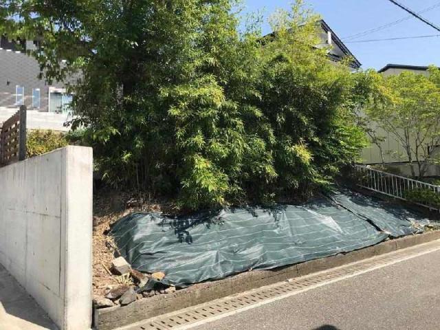 有限会社グローバル住宅 外観写真 高知市横内 高台 売土地の外観写真