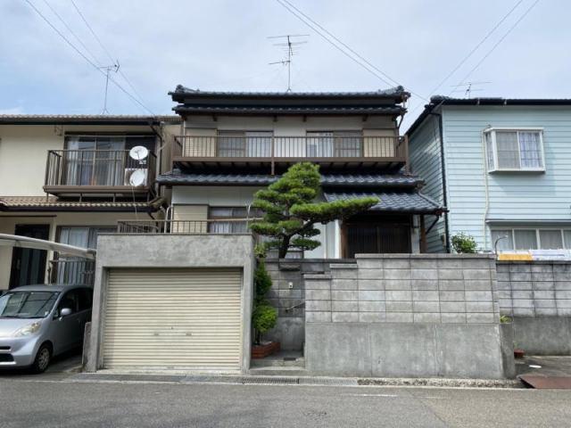 有限会社グローバル住宅 外観写真 高知市瀬戸南町 南向き 中古戸建の外観写真