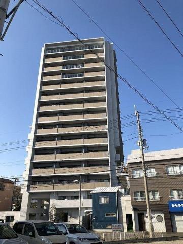 有限会社グローバル住宅 外観写真 アルファステイツ高知城北 新築ペット可分譲マンショの外観写真