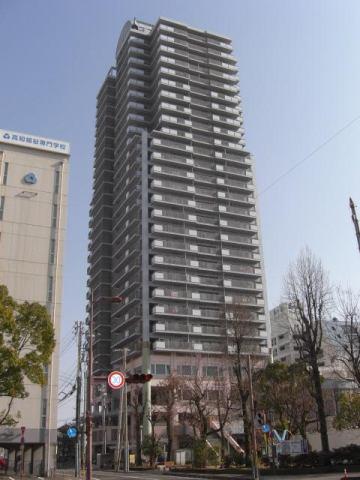 有限会社グローバル住宅 外観写真 トップワン四国 オール電化 角部屋 分譲マンションの外観写真