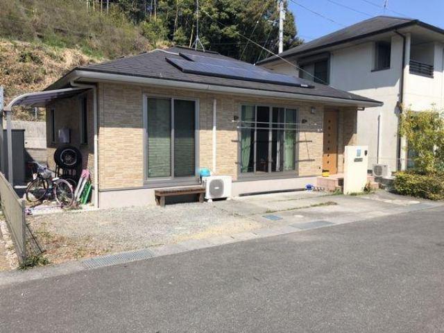 有限会社グローバル住宅 外観写真 高知市大津甲 オール電化の平屋の外観写真